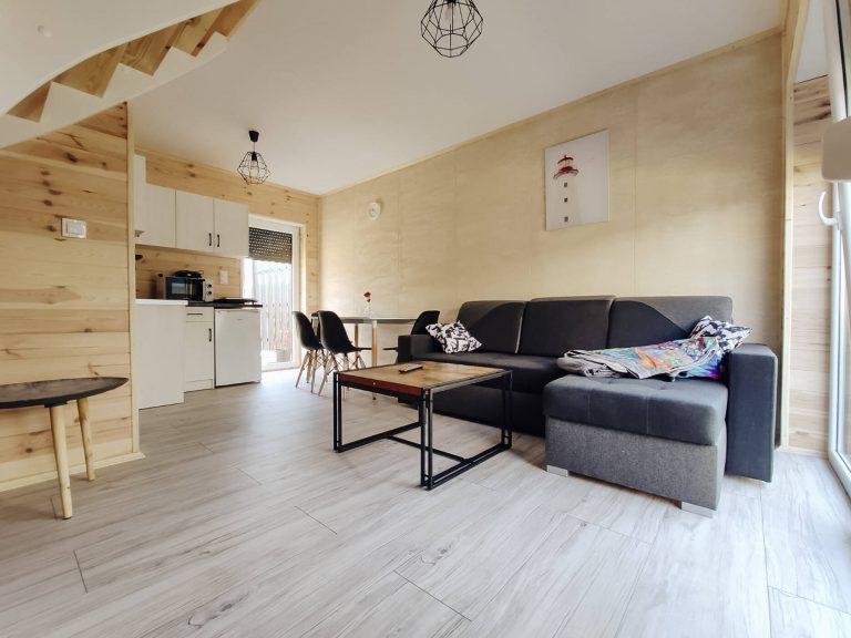 apartamenty dalia salon